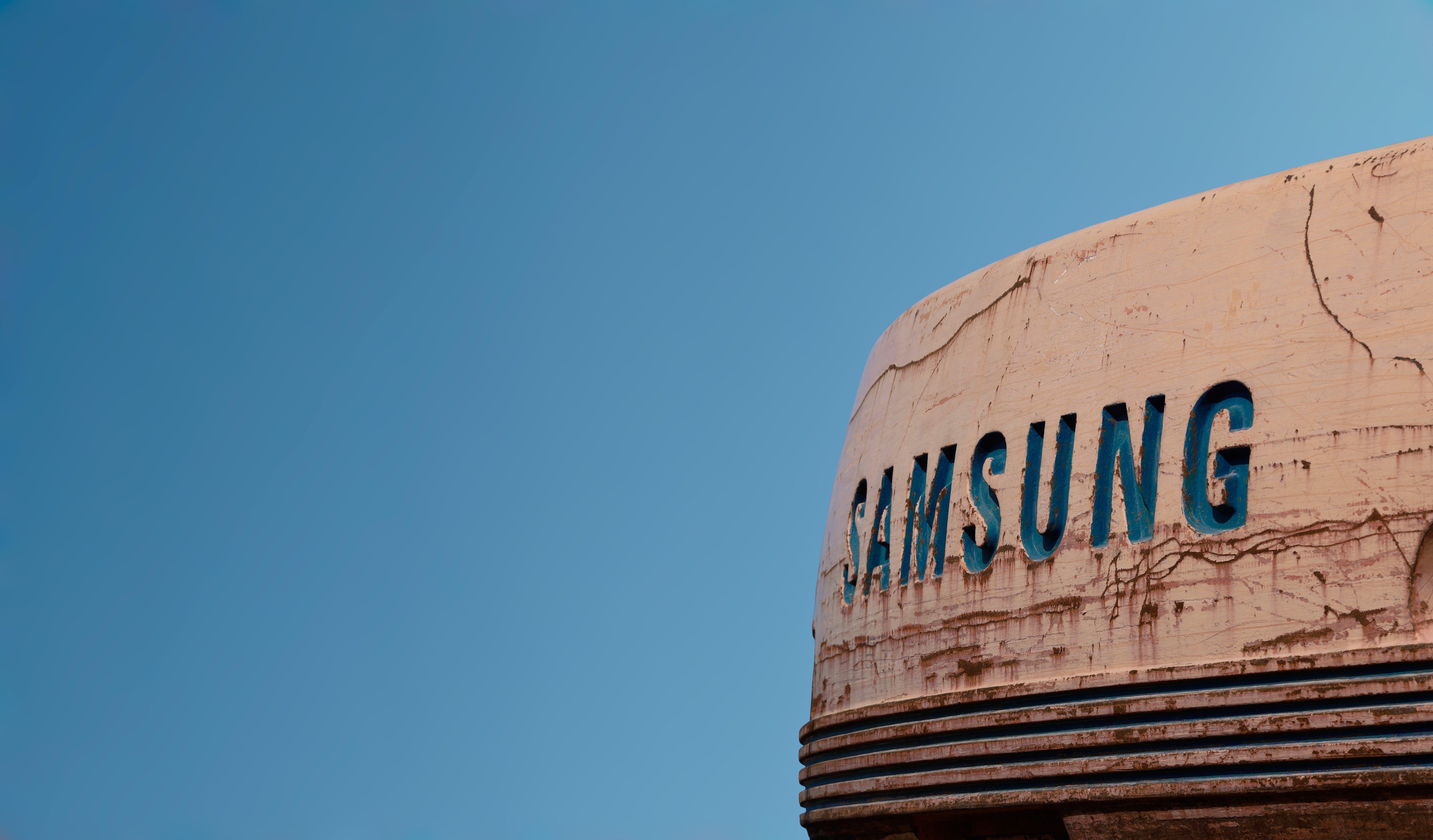 Lo smartphone pieghevole di Samsung è in arrivo?