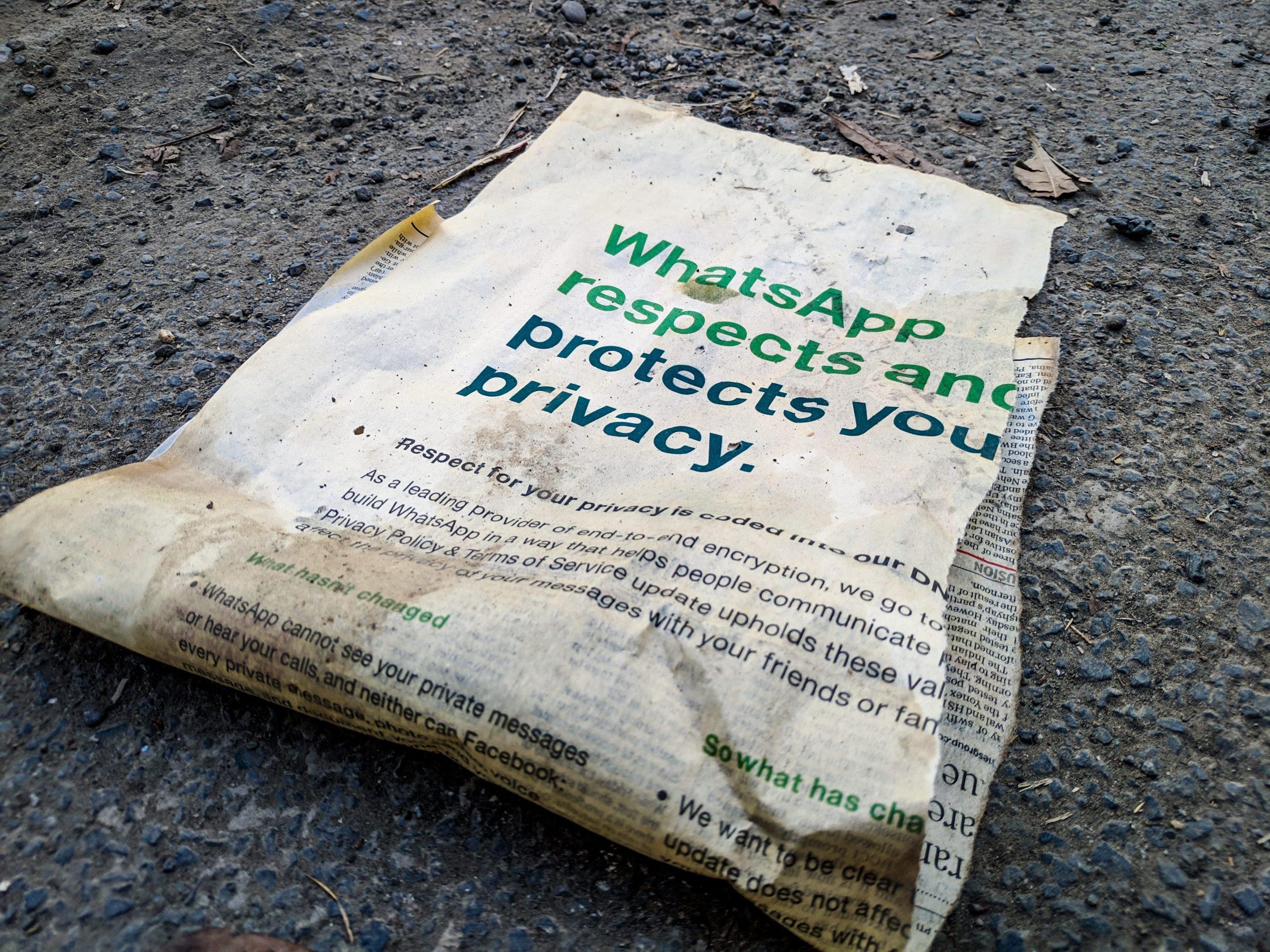 WhatsApp e le nuove regole sulla privacy: conviene cambiare?